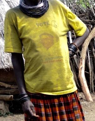 MuseveniShirt